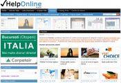 S-a lansat sectiunea Anunturi a portalului HelpOnline.ro