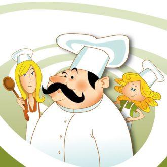 PetitChecf, Retete culinare